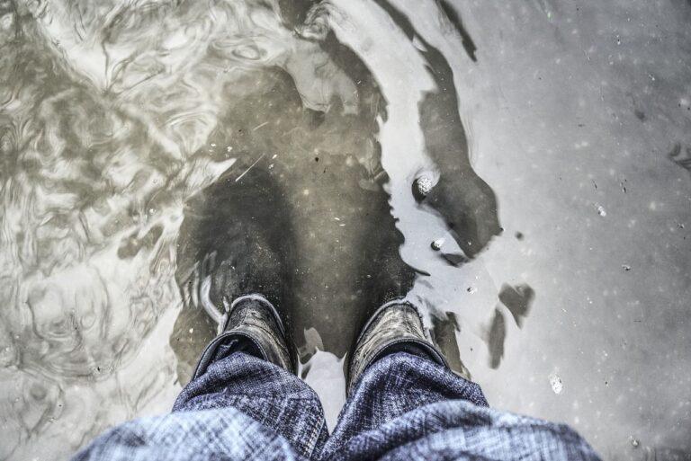 Buty na trudne warunki – gumowce ocieplane męskie