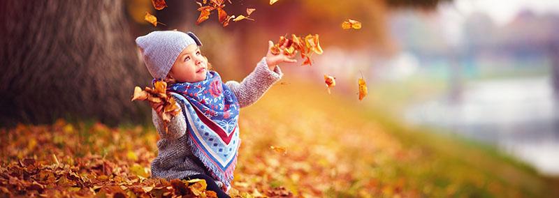 Jesień wcale nie musi być nudna!
