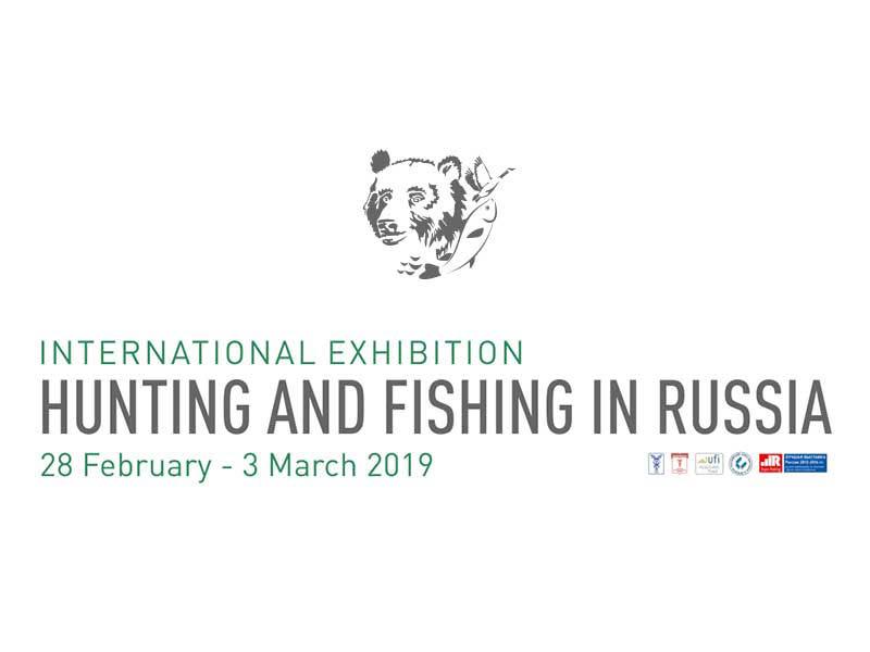 Podziękowanie -Targi Hunting and Fishing in Russia