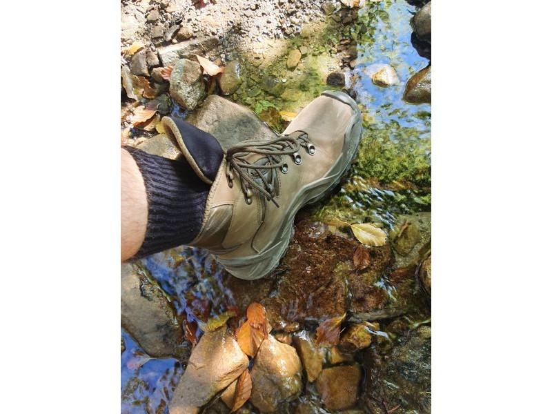 Buty trekkingowe DEMAR na Baraniej Górze