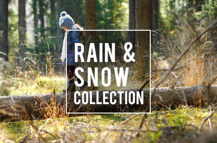 Obuwie deszczowe i śniegowe dla dzieci i młodzieży