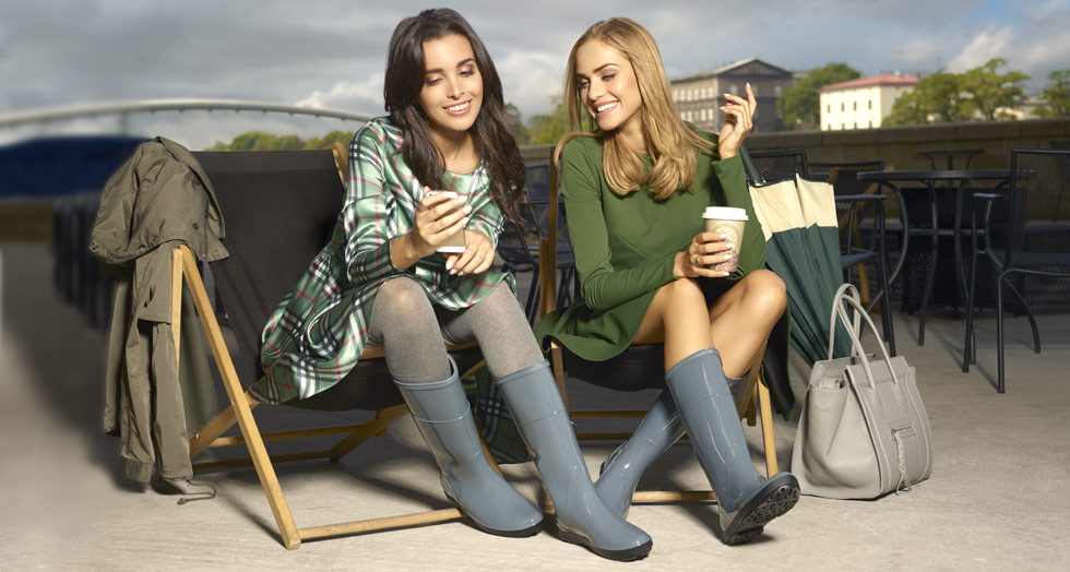 Women' s wellies AVENEW