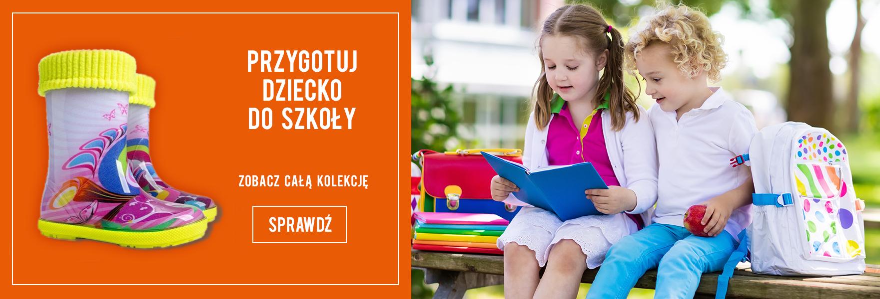 Przygotuj dziecko do szkoły