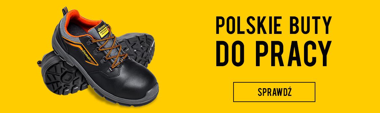 Polskie buty do pracy